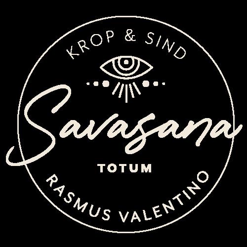 Savasana logo index kropsterapi